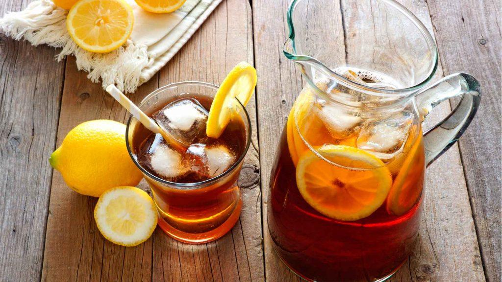 Adiós invierno… ¡Hola té helado!