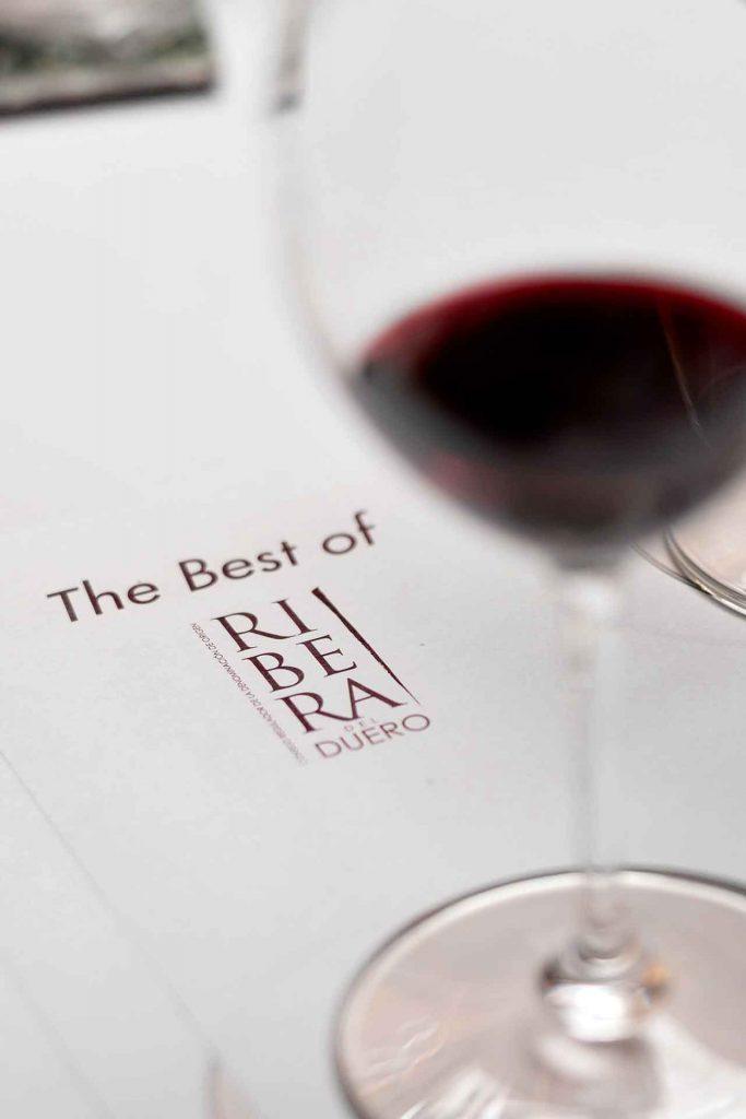 The Best of Ribera del Duero copa