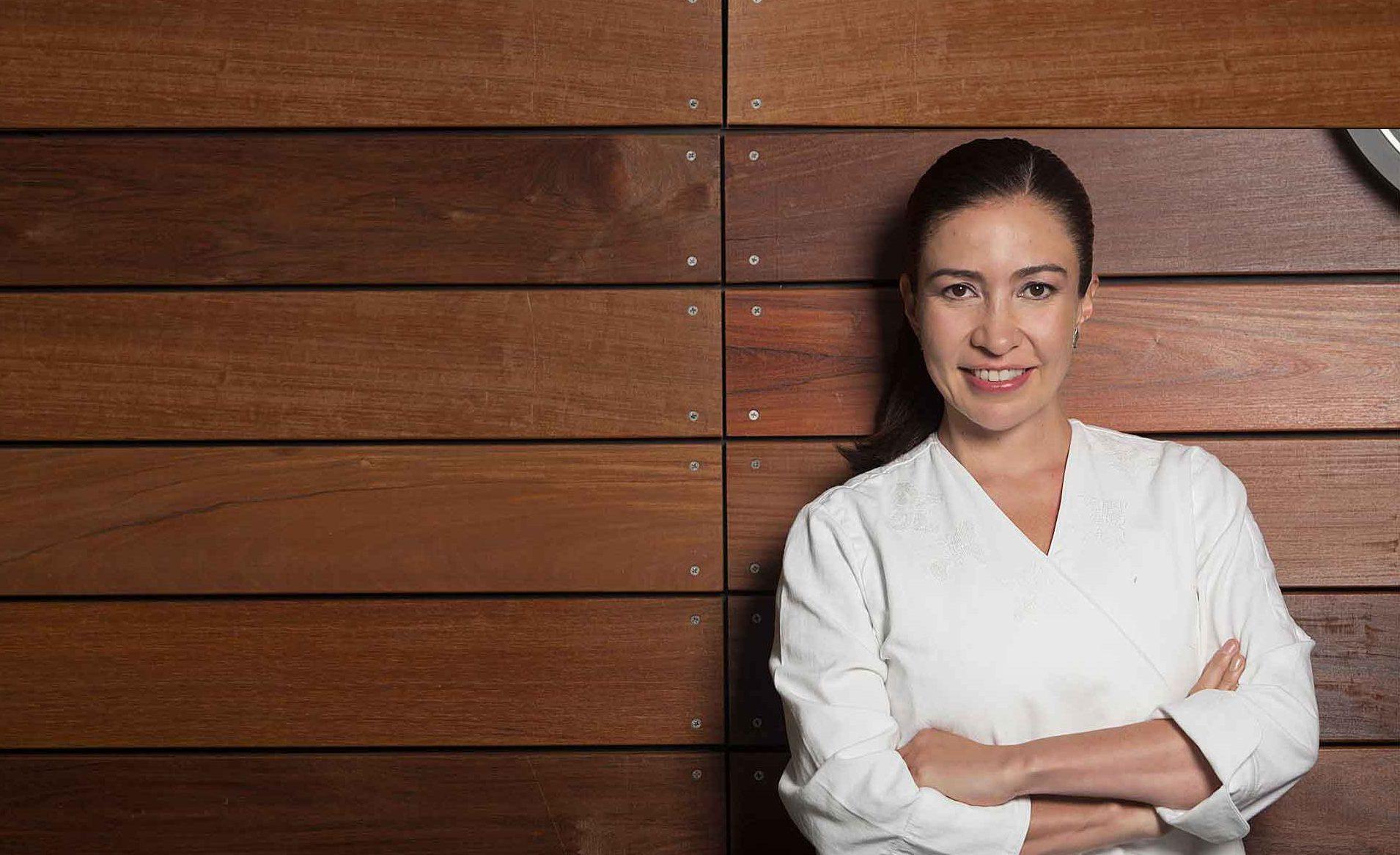 Los sabores michoacanos de cuaresma de la chef Lucero Soto