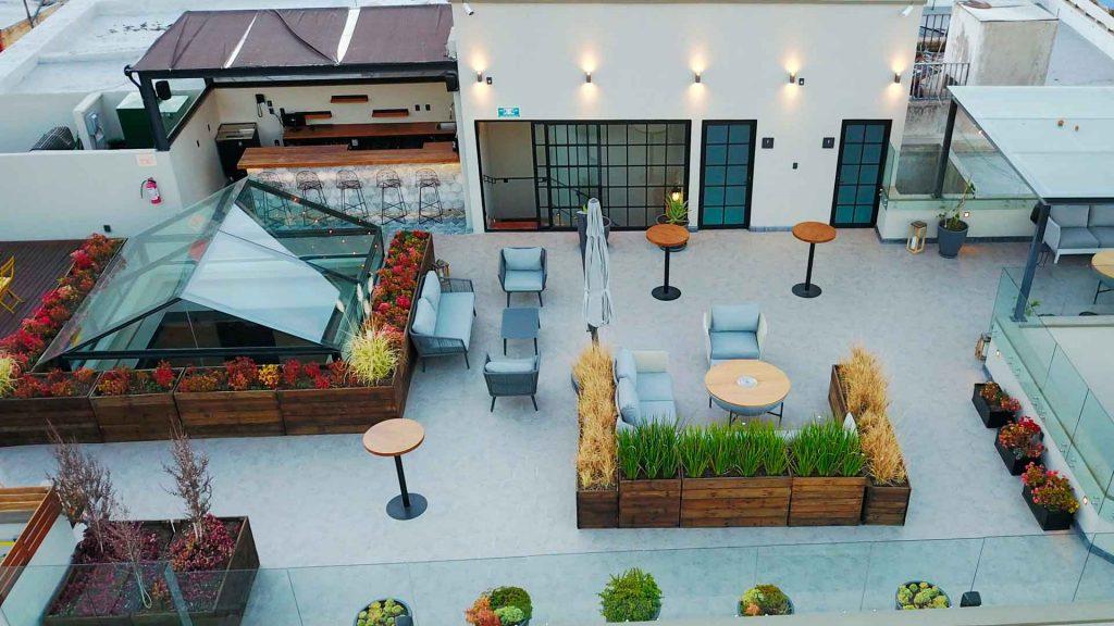 Antigua Trece, Hotel Fusión: belleza contemporánea