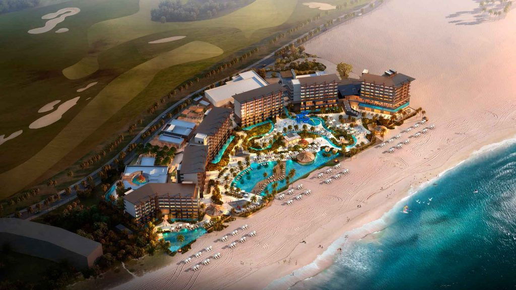 Dreams Estrella del Mar Mazatlán, el nuevo resort en la Perla del Pacífico mexicano