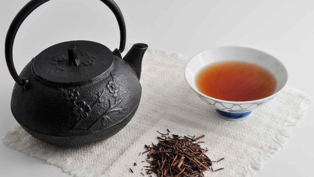 Hojicha… ¡El té verde tostado de Japón!