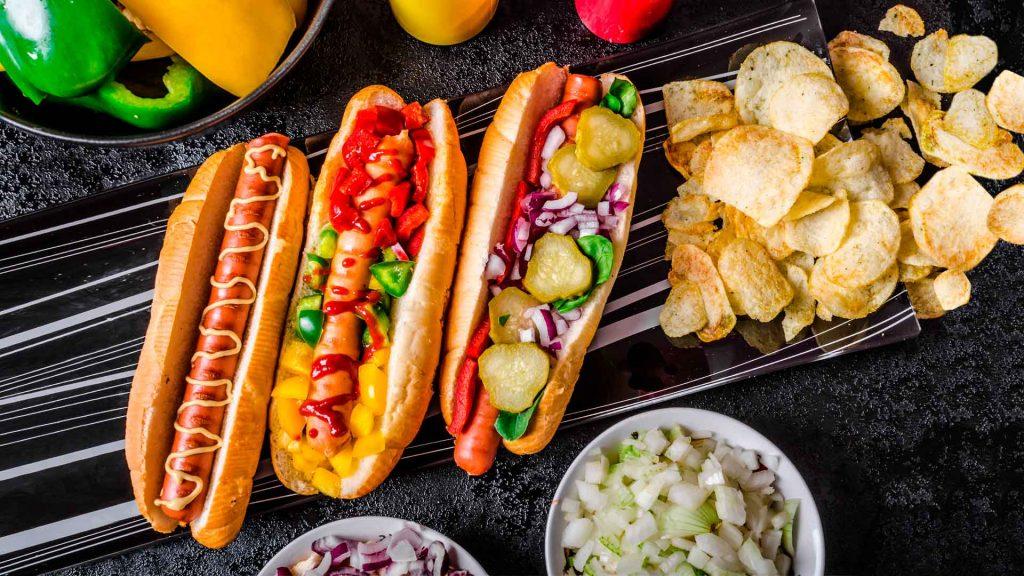 5 lugares para comer deliciosos hot dogs en CDMX