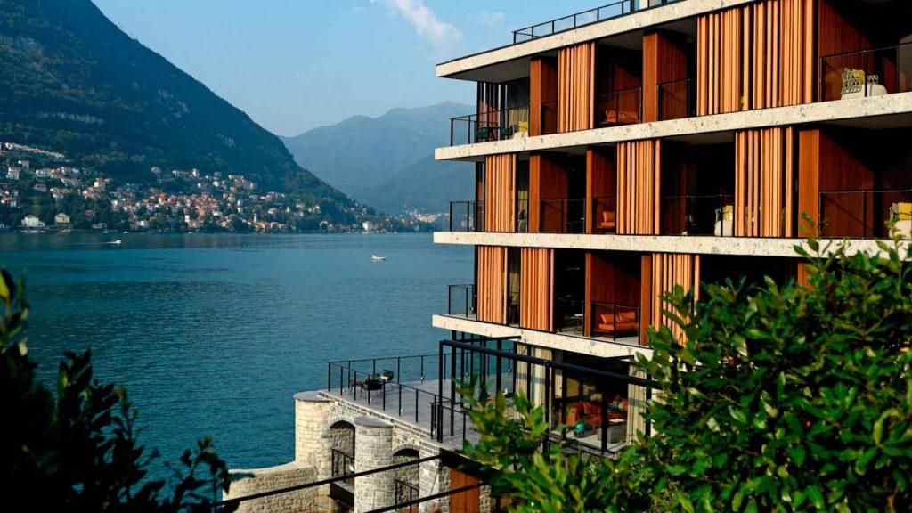 Il Sereno Lago di Como: un refugio al norte de Italia