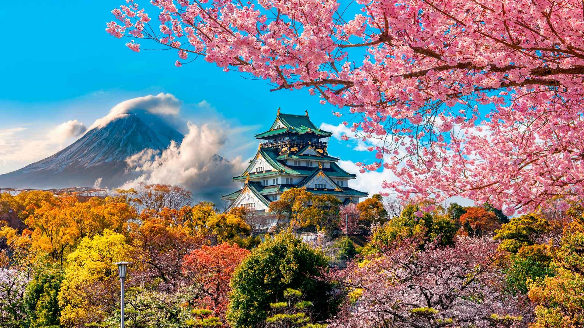 Destinos de Japón en la ruta de la Antorcha Olímpica Tokio 2020