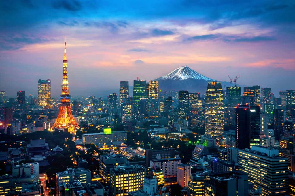 Antorcha Olímpica Tokio