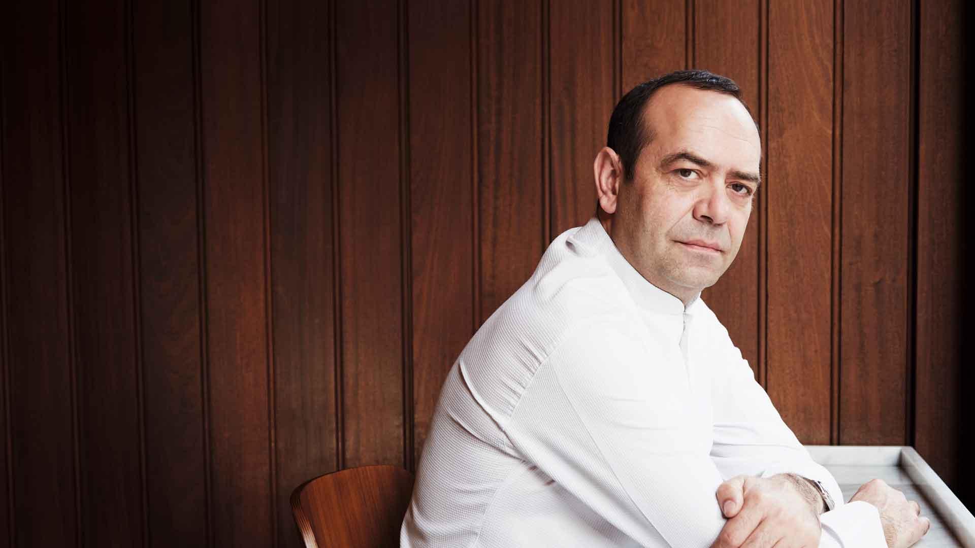 José Pizarro, embajador de la cocina española
