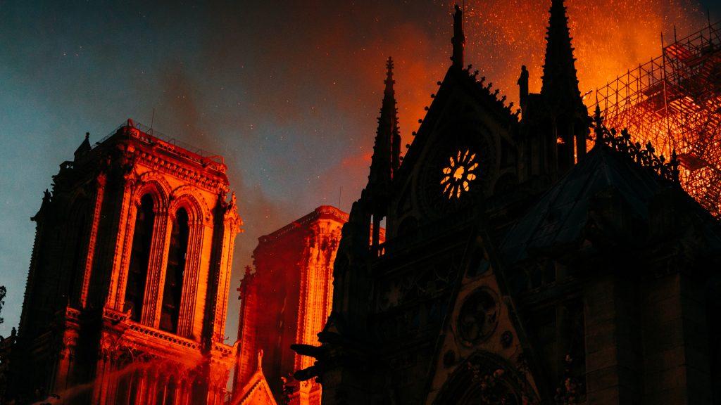 ¿Qué ha pasado con Notre Dame?