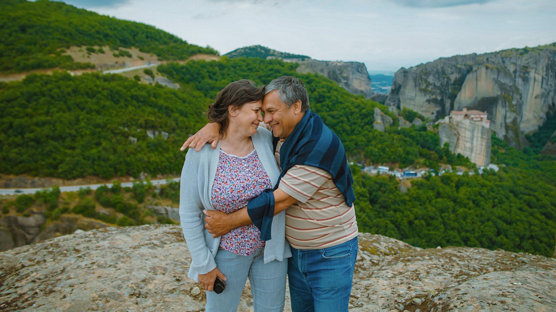 Viajeros mayores de 60: los nuevos turistas codiciados