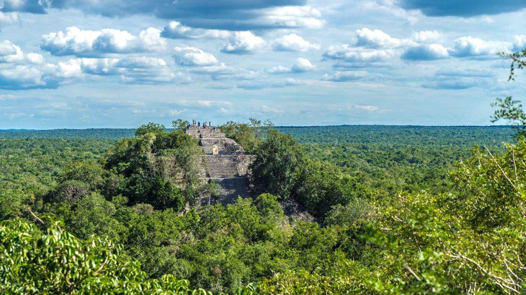 Reservas de la biósfera Calakmul