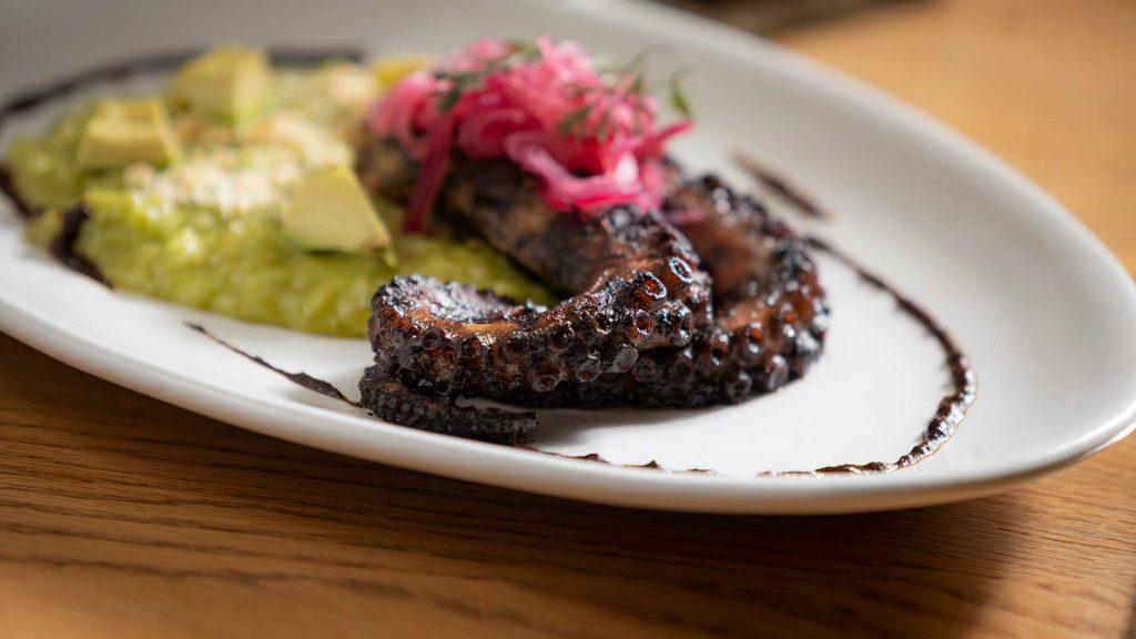 Zea Bistro: cocina mexicana de inspiración clásica