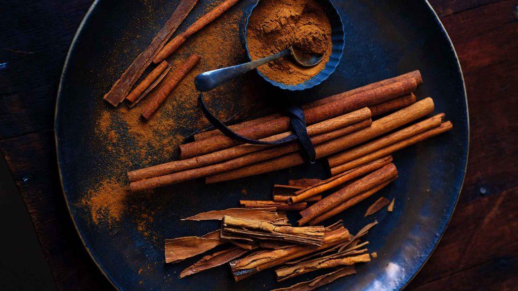 Canela, la especia indispensable en la cocina
