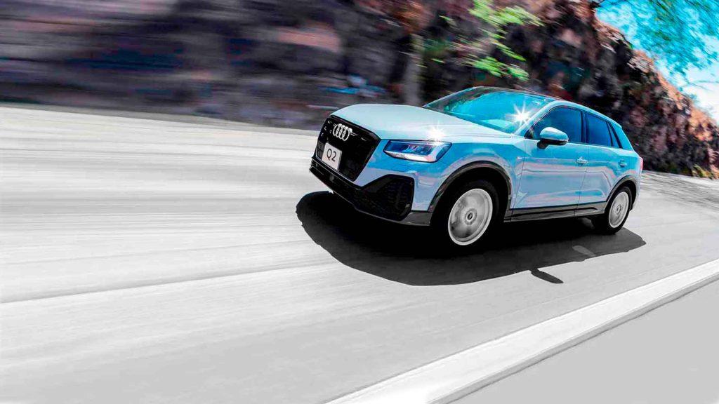 Postales de San Miguel de Allende en el Nuevo Audi Q2