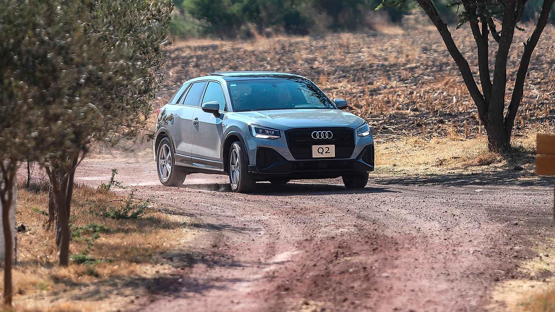 Nuevo Audi Q2: el compañero ideal para tus viajes