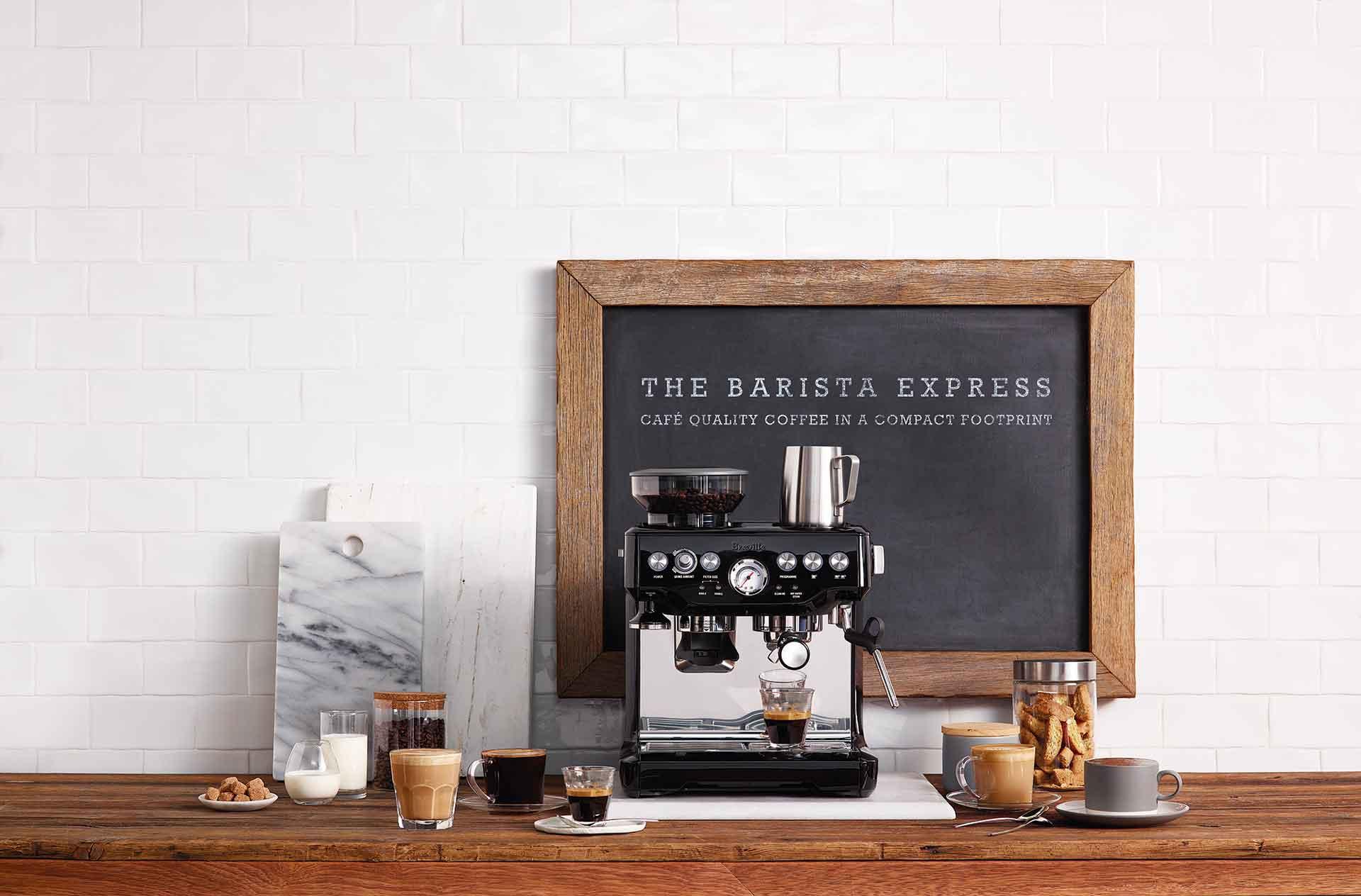 Breville cafe