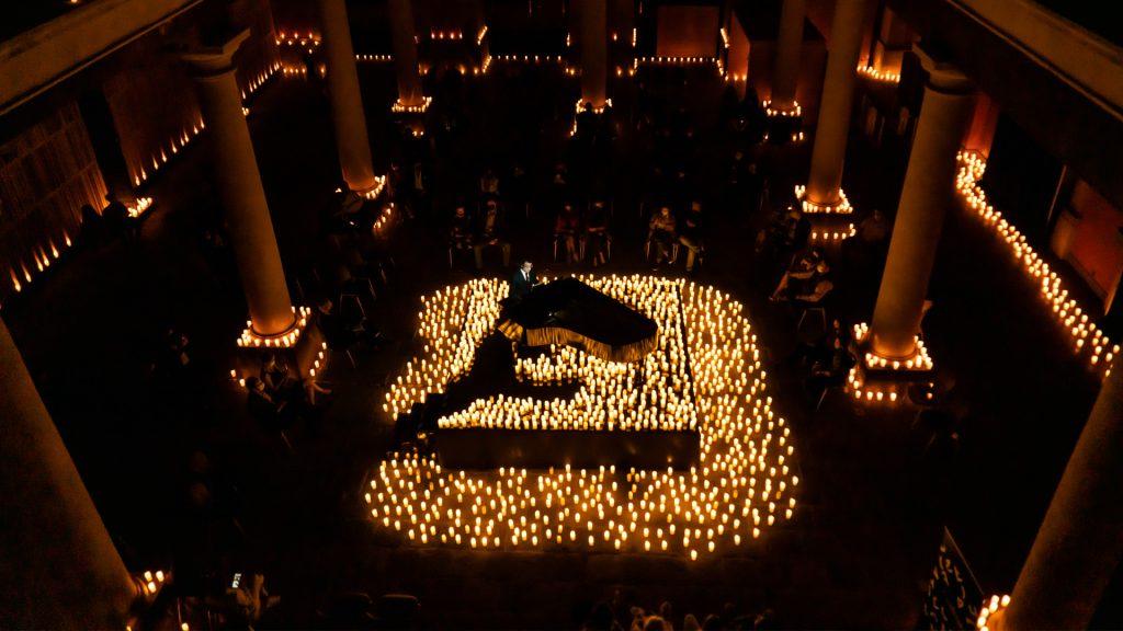 Candlelight: obras maestras a la luz de las velas