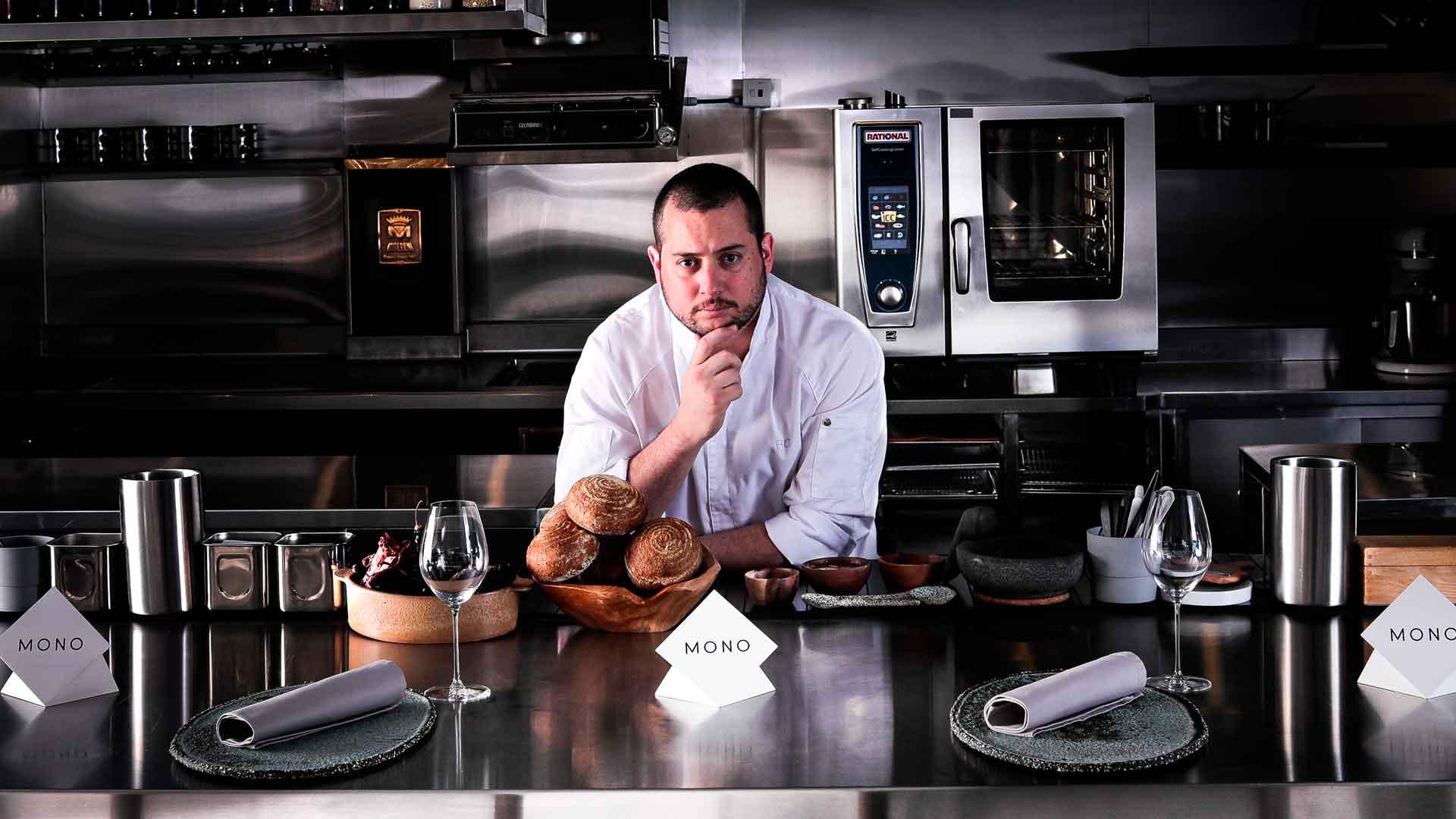 El chef latinoamericano Ricardo Chaneton triunfa en Asia