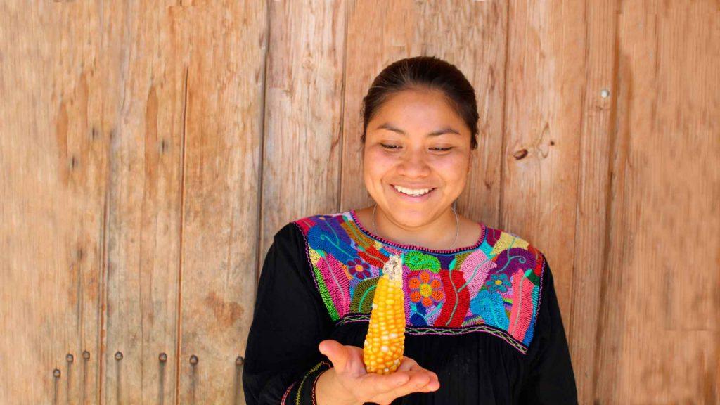 Claudia Albertina Ruiz: indígena, cocinera y futuro de la gastronomía