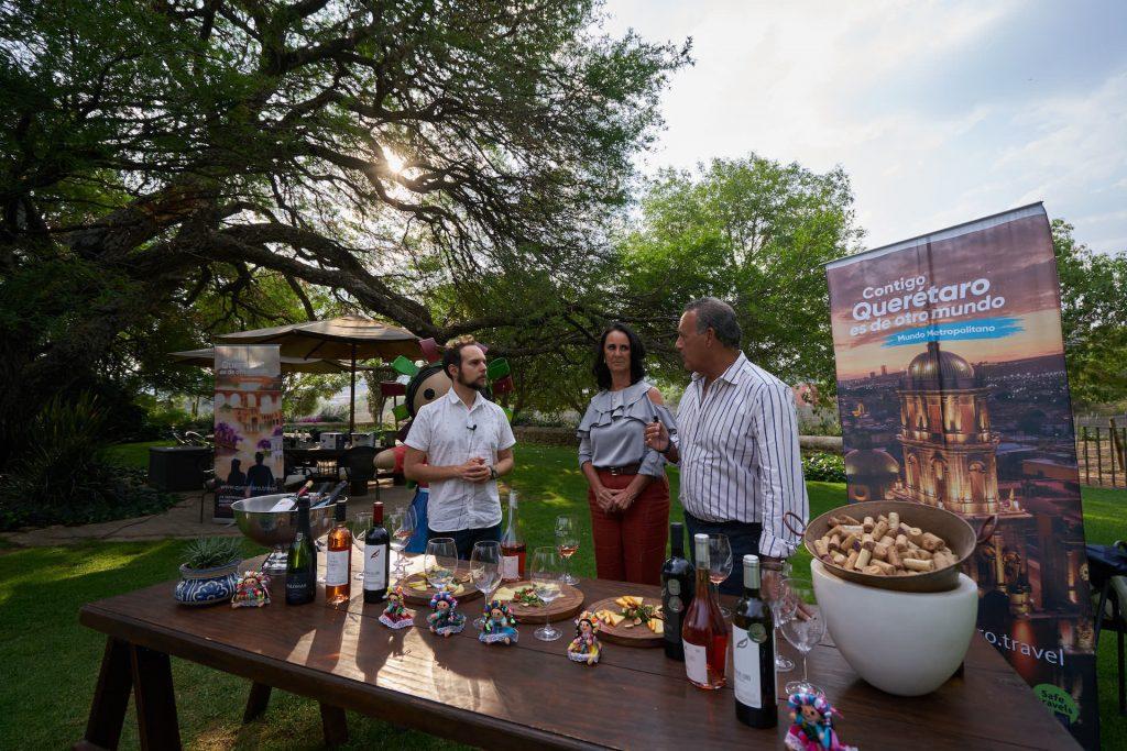 GastroFest en Puerta del Lobo: la buena vida sabe a vino