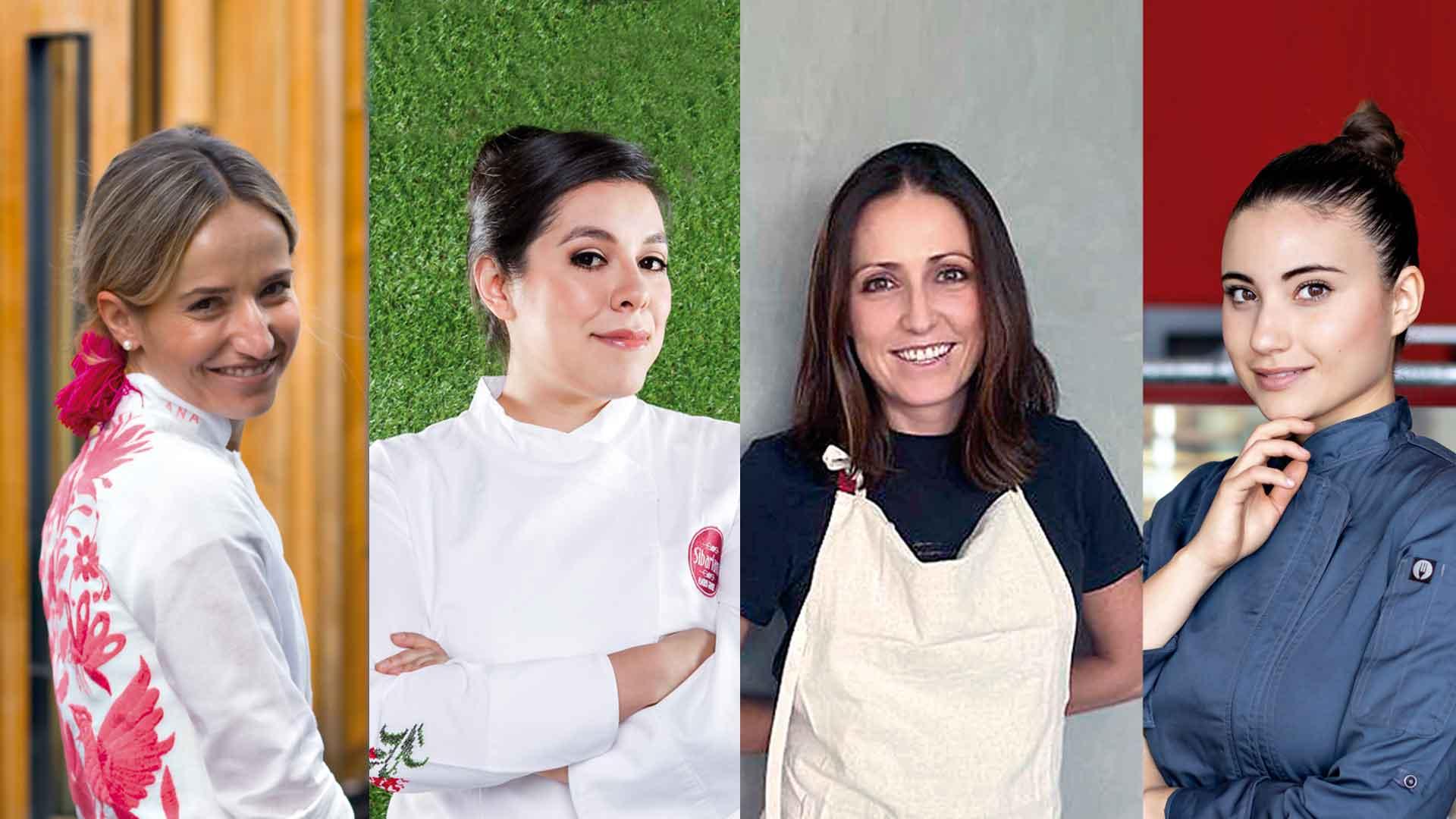 Cinco influencers de cocina que no puedes dejar de seguir