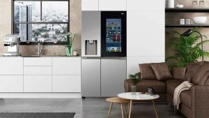 Refrigeradores InstaView de LG, aliados de tu cocina