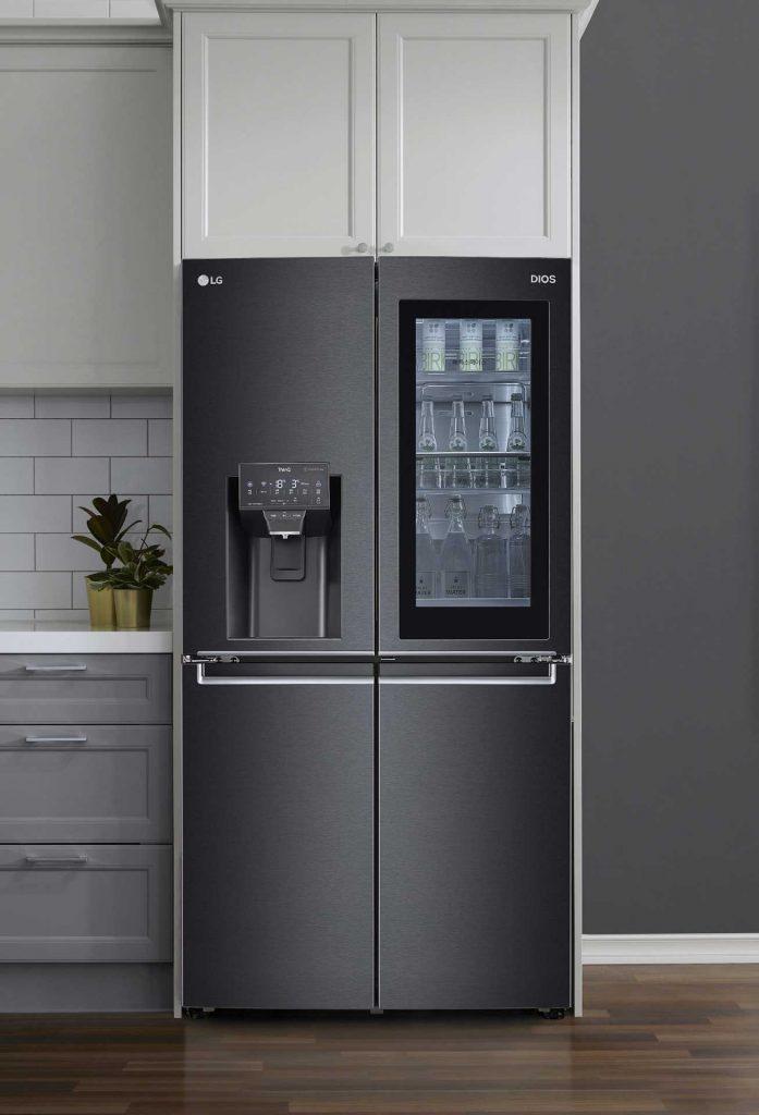 Refrigeradores InstaView de LG
