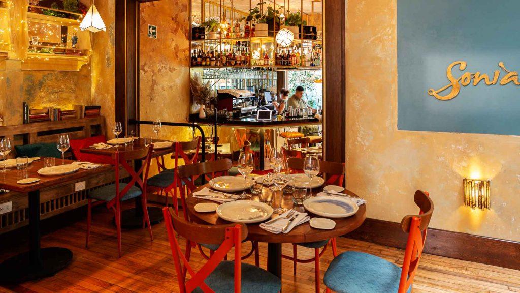 Restaurante Sonia: sabores de casa internacionales