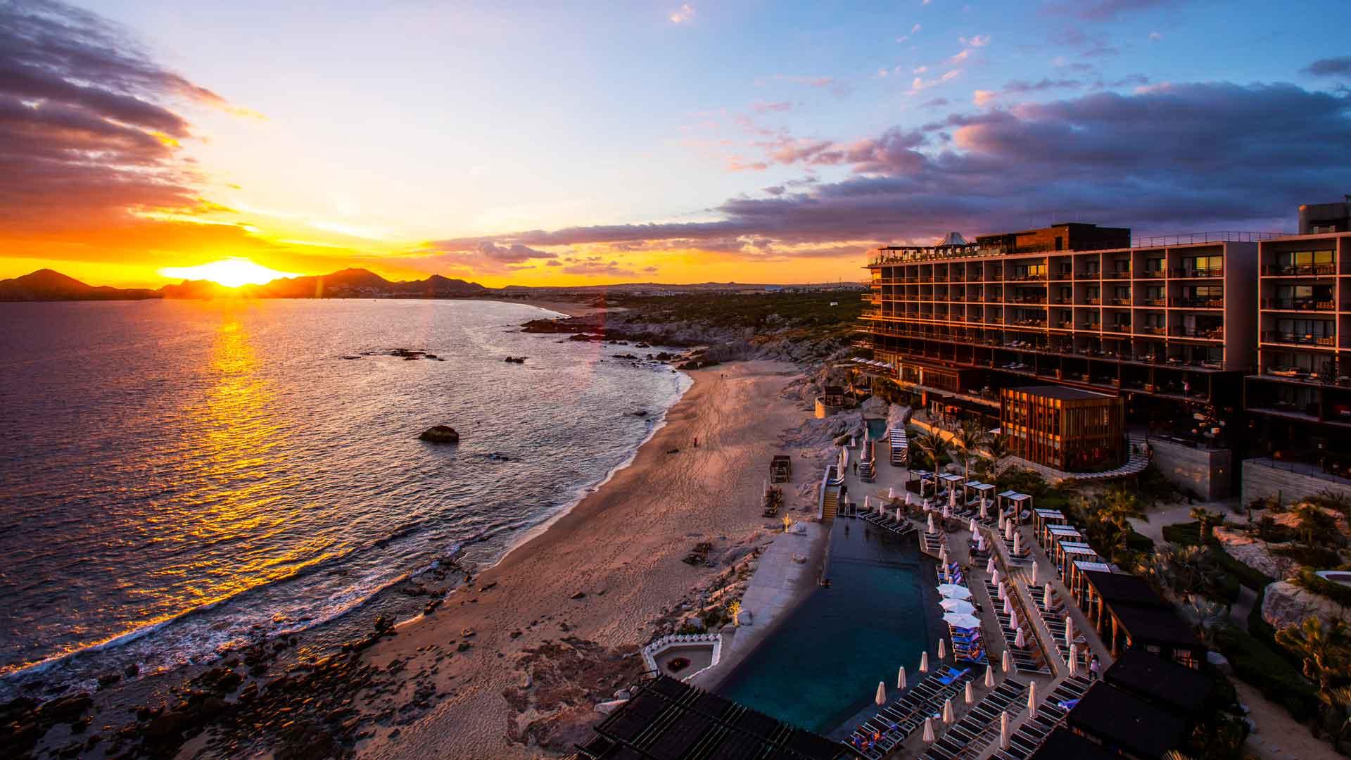 The Cape, a Thompson Hotel: Lujo y gastronomía en el Mar de Cortés