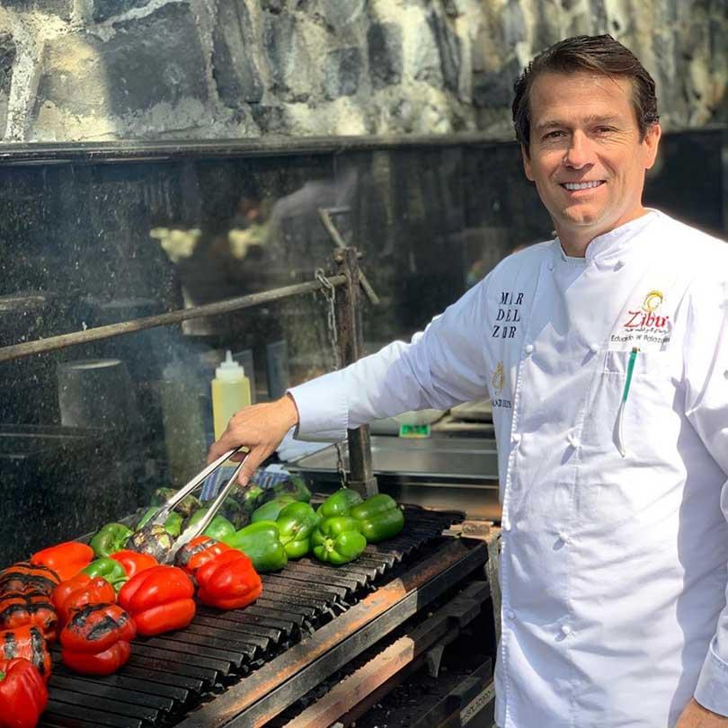 Chef Lalo Palazuelos