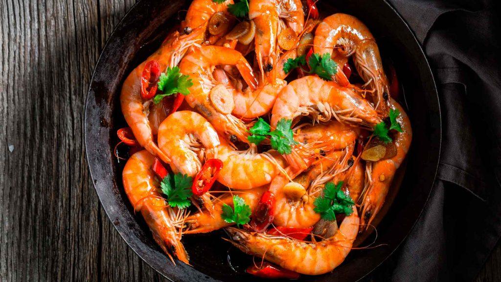 Prepara camarones a la mexicana con el chef Lalo Palazuelos y Koblenz