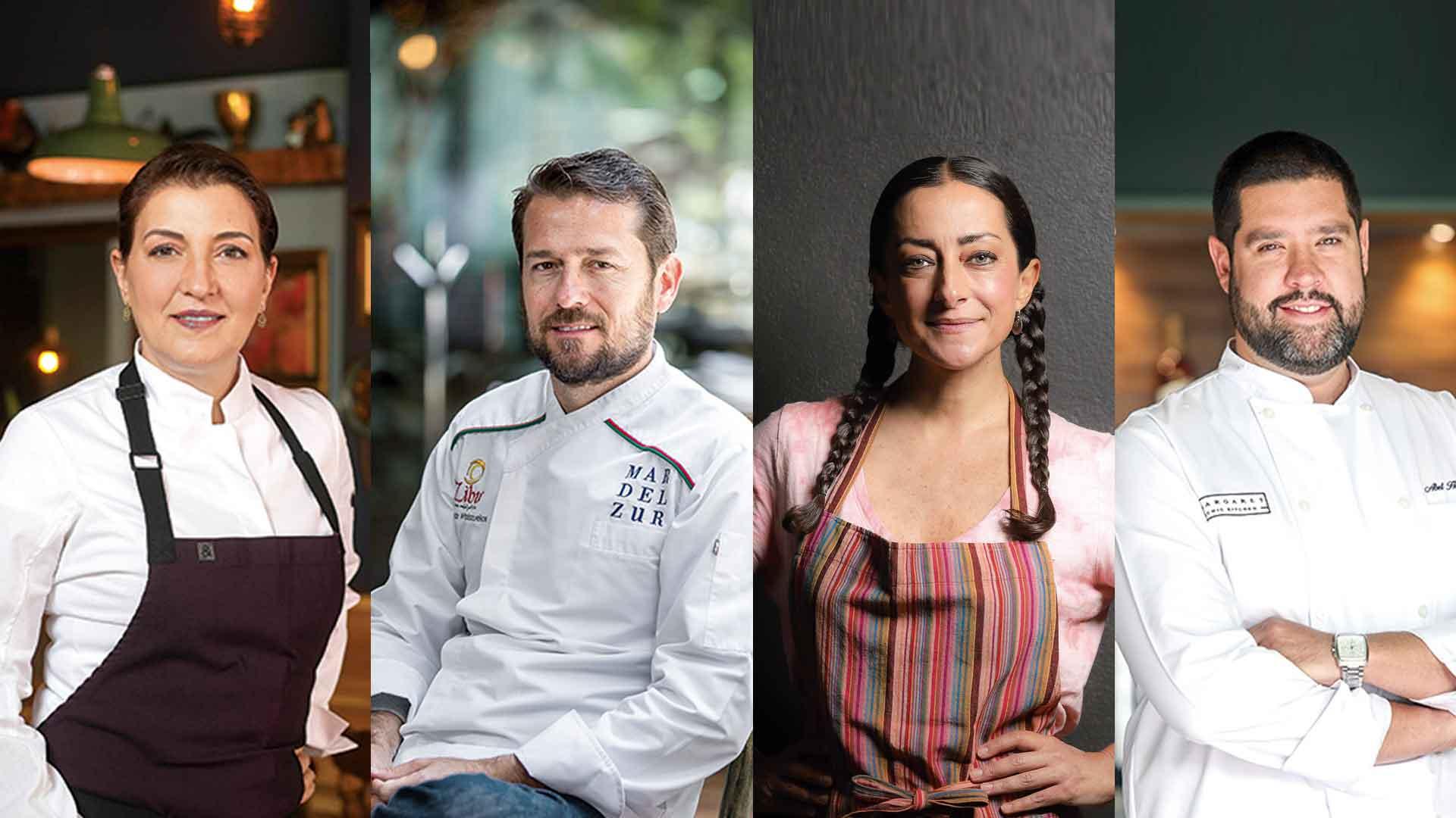 Chefs que han formado parte de la historia de Food and Travel