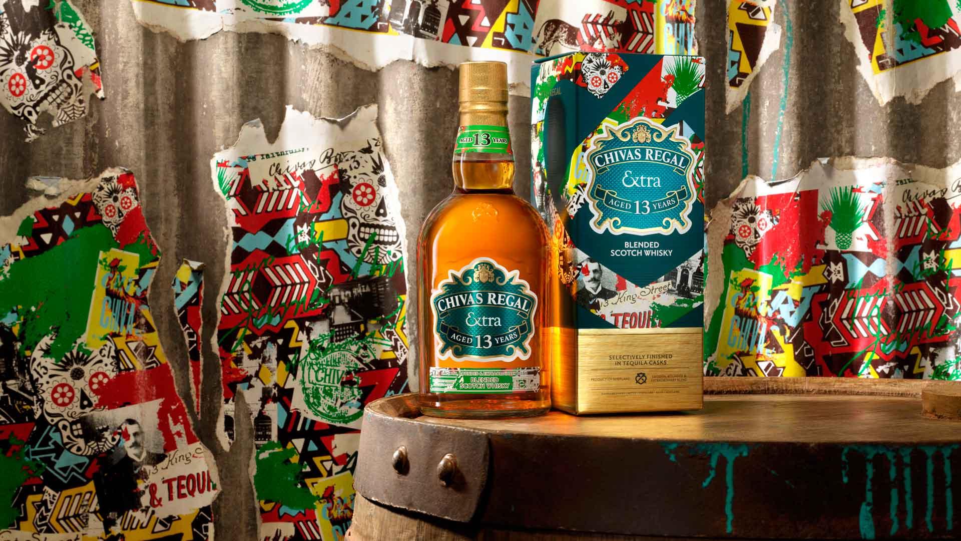 Chivas Regal Extra 13: el único whisky 13 años con lo extraordinario de México