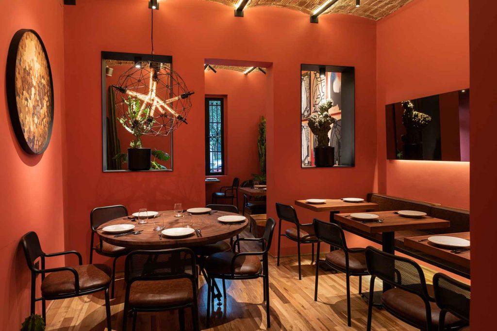 Restaurante Madereros