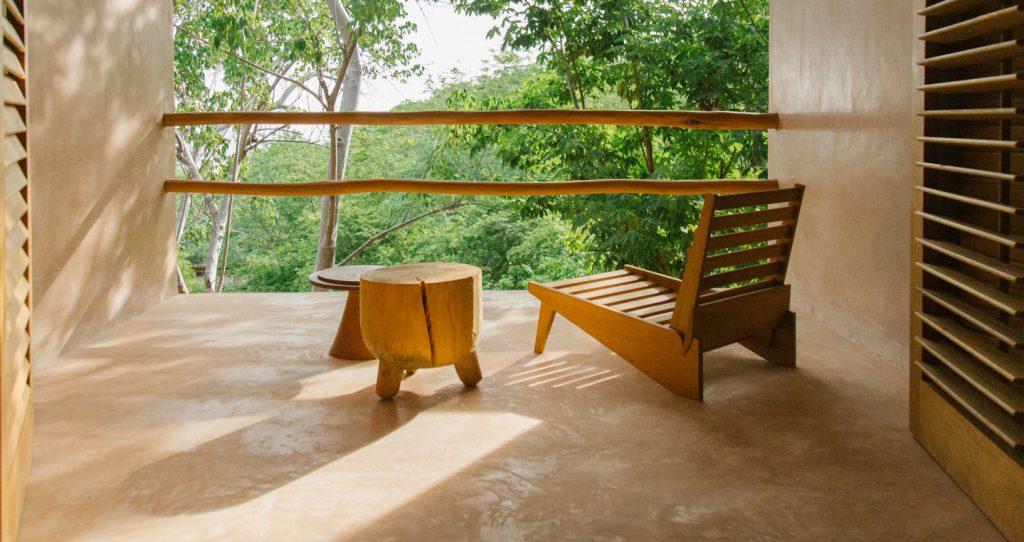 Monte Uzulu: hospedaje consciente en las costas de Oaxaca