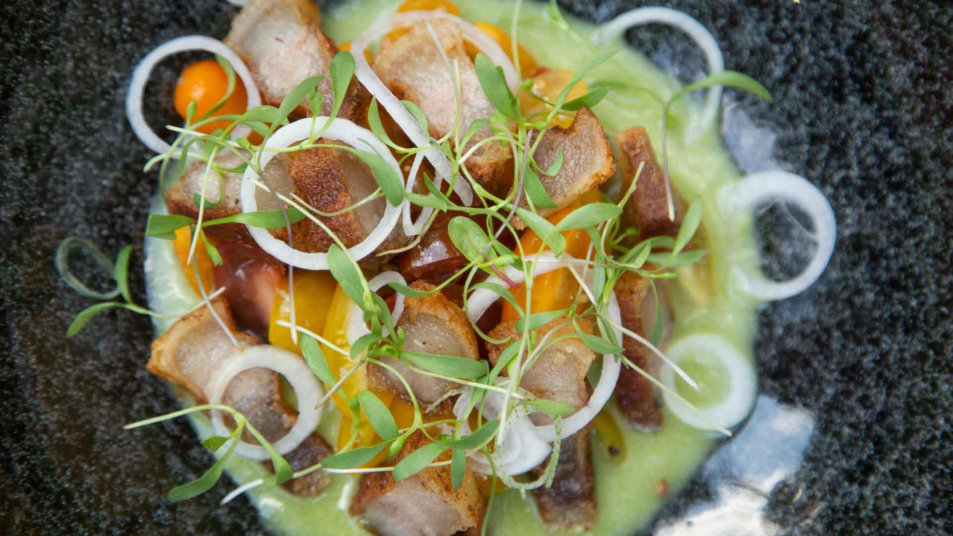 Niss, cocina de propuesta: sorpresas en cada bocado