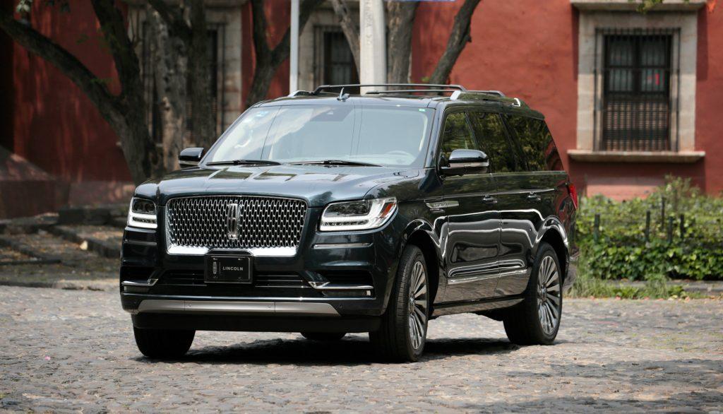 Lincoln Navigator: el lujo en cada detalle