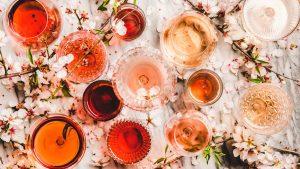 Cinco vinos rosados que debes probar