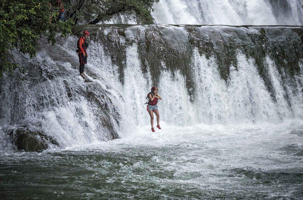Actividades acuáticas en México