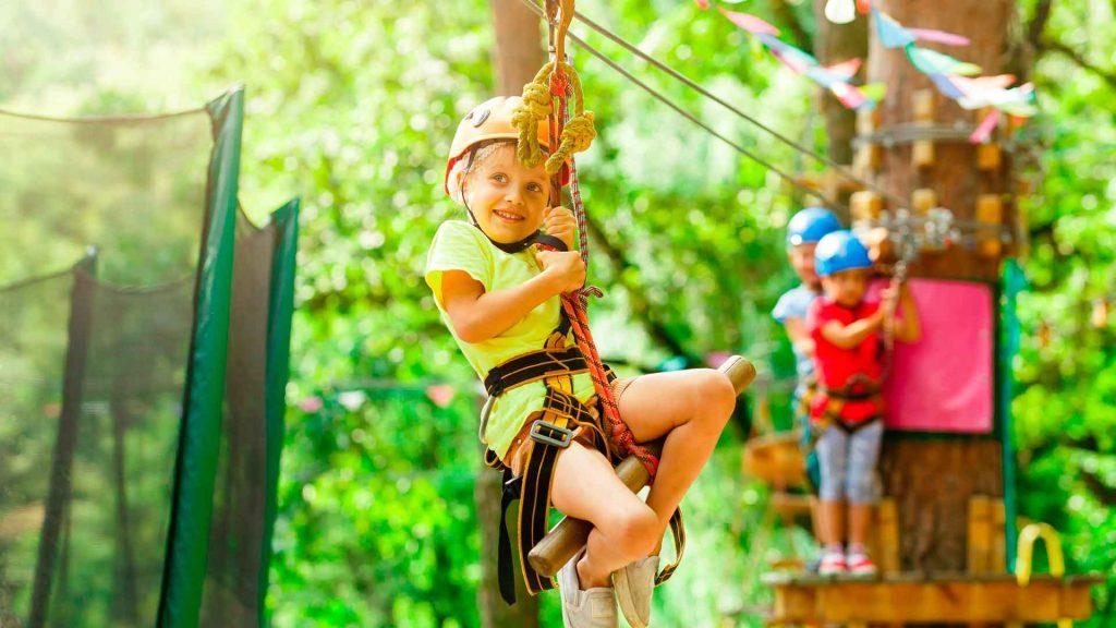 7 actividades (muy divertidas) de verano para niños