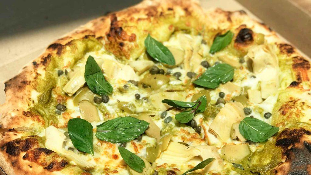 Basa Basa Pizza, extraordinarias combinaciones en línea