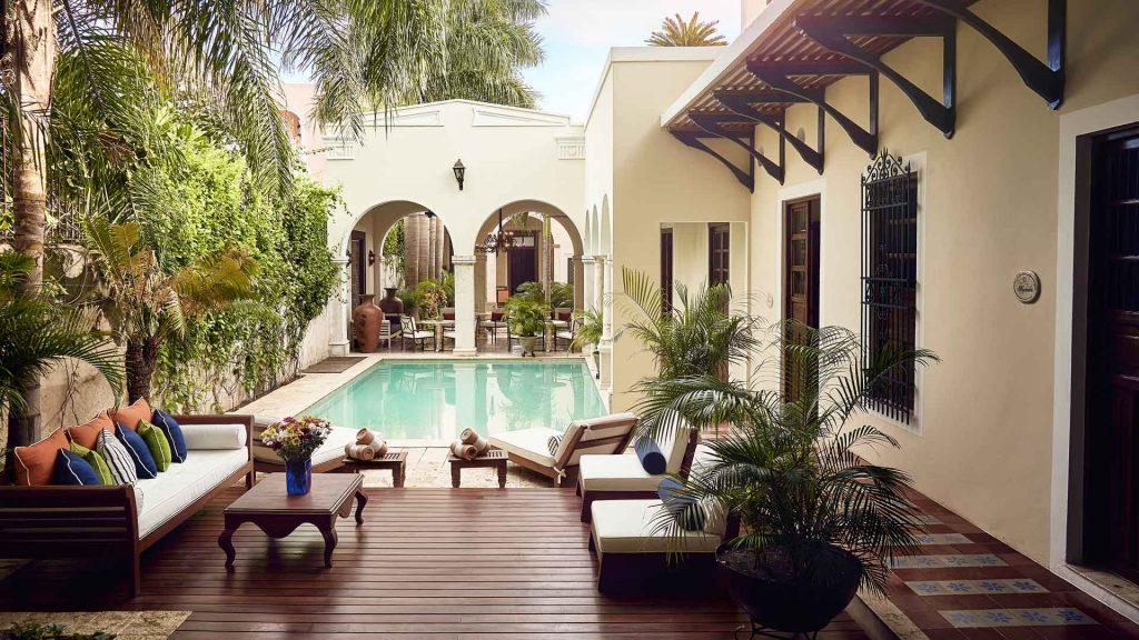 Casa Lecanda: el paraíso existe en Mérida, Yucatán