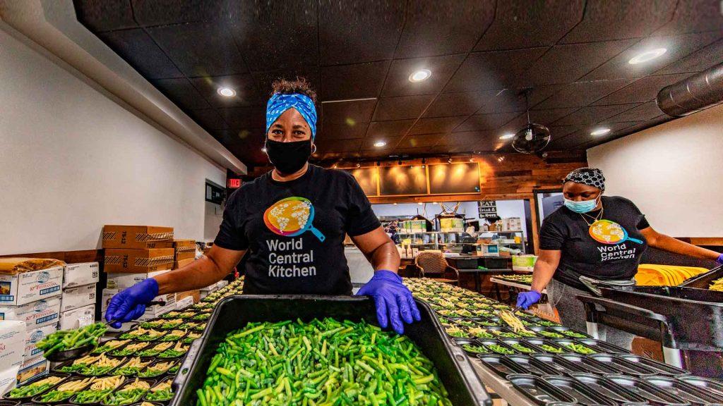 World Central Kitchen, iniciativa solidaria desde la cocina