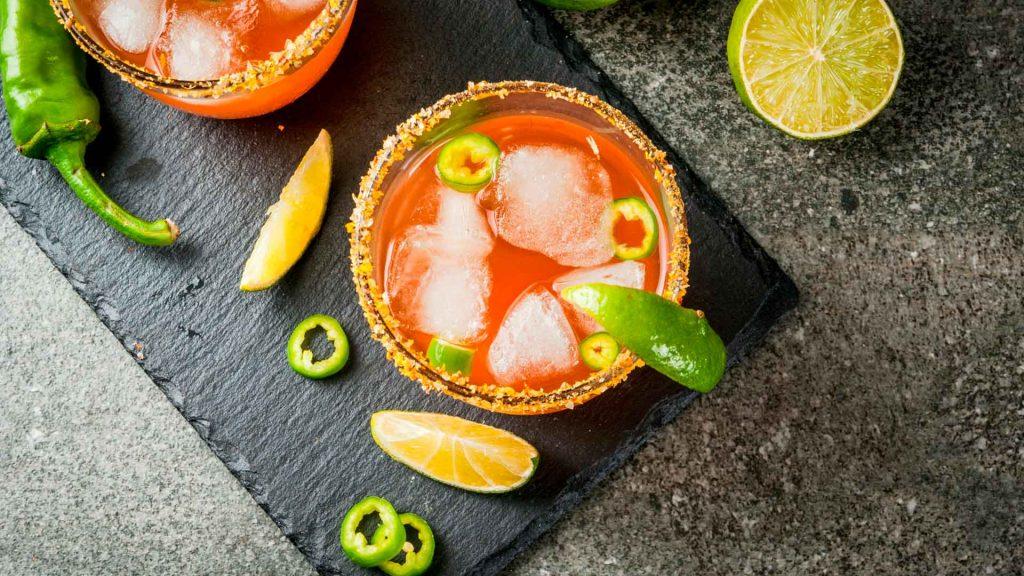 Cocteles para celebrar el Día Internacional del Tequila