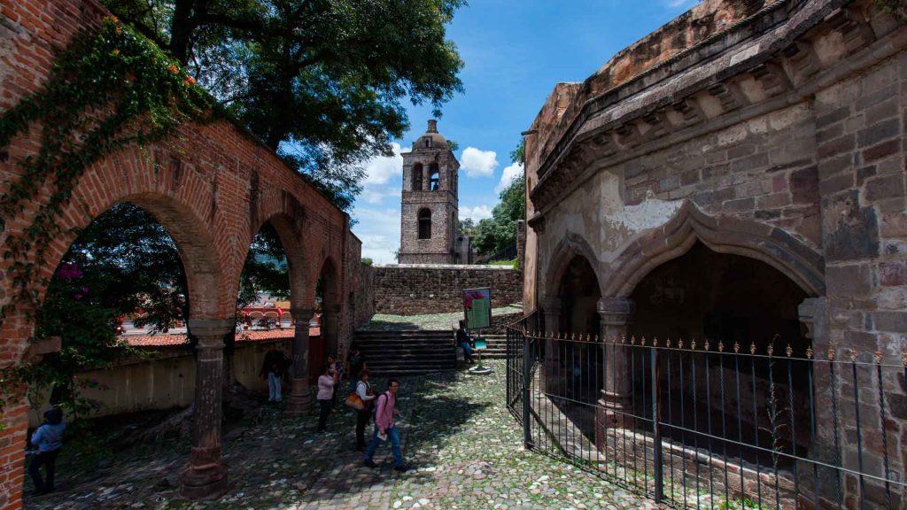 Convento de San Francisco en Tlaxcala es declarado Patrimonio Cultural