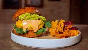 Burger Corner: hamburguesas fuera de lo común