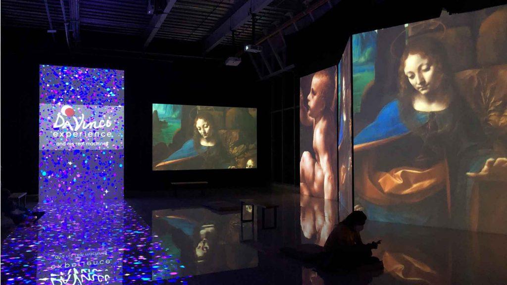 Da Vinci Experience: plan de verano en Ciudad de México