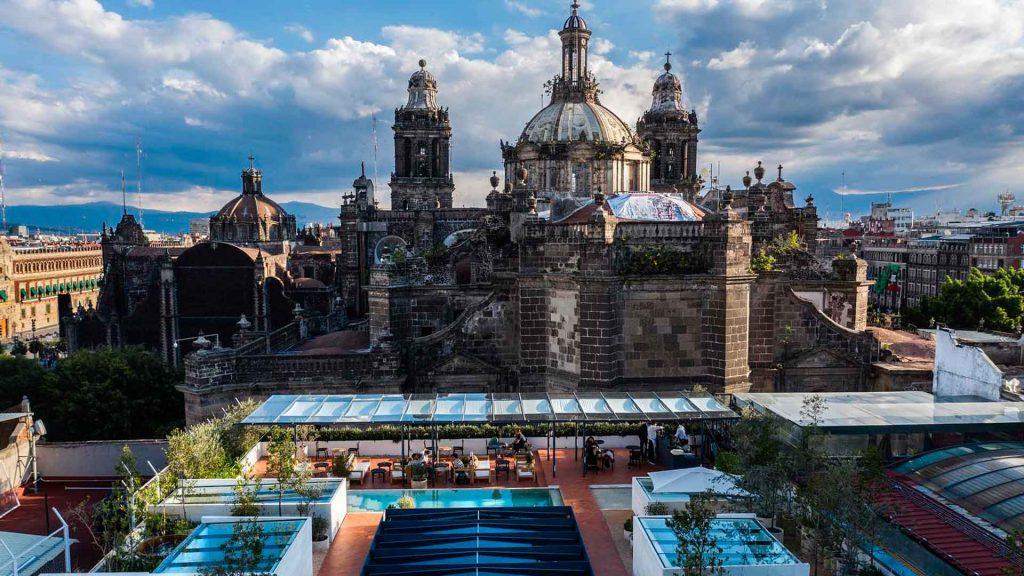 Nuevos hoteles boutique en Ciudad de México