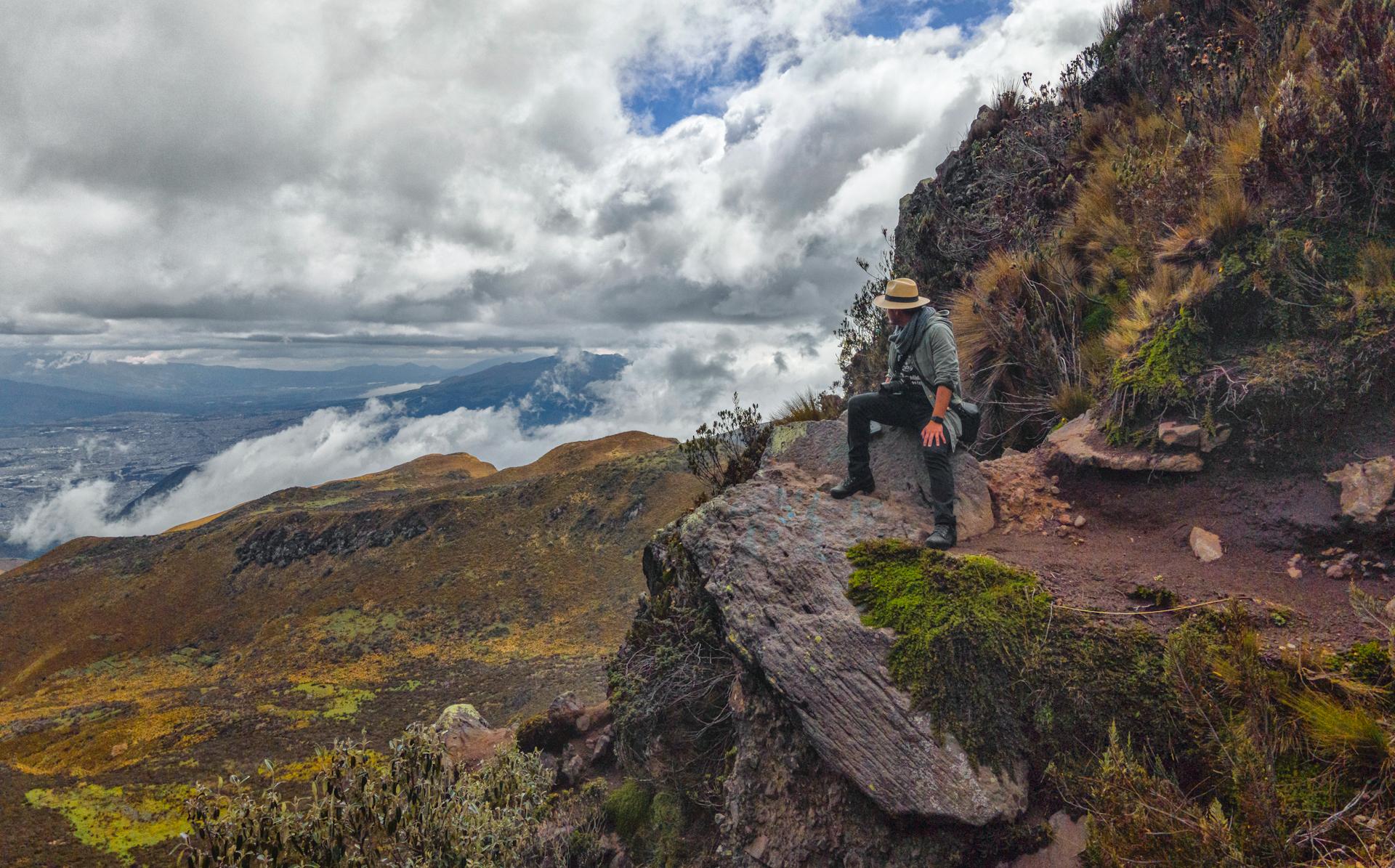 5 miradores que harán que te enamores de Quito