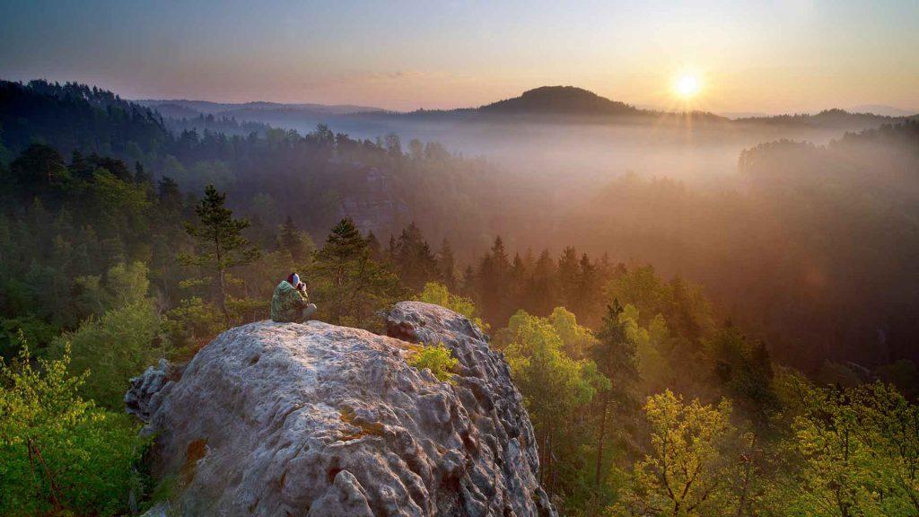 3 destinos de República Checa para disfrutar de la naturaleza