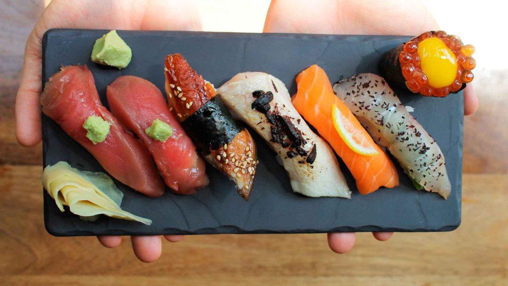 San- tō: una barra de sushi que llegó para quedarse